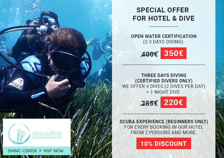 AQUADIVE Unique Scuba Experience